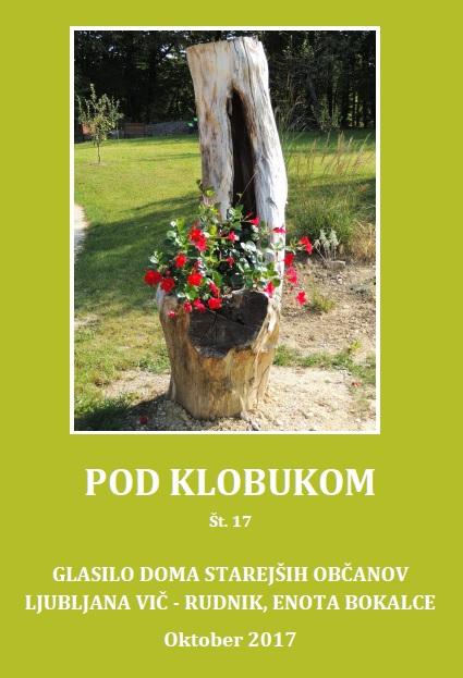 Pod Klobukom cover 2017